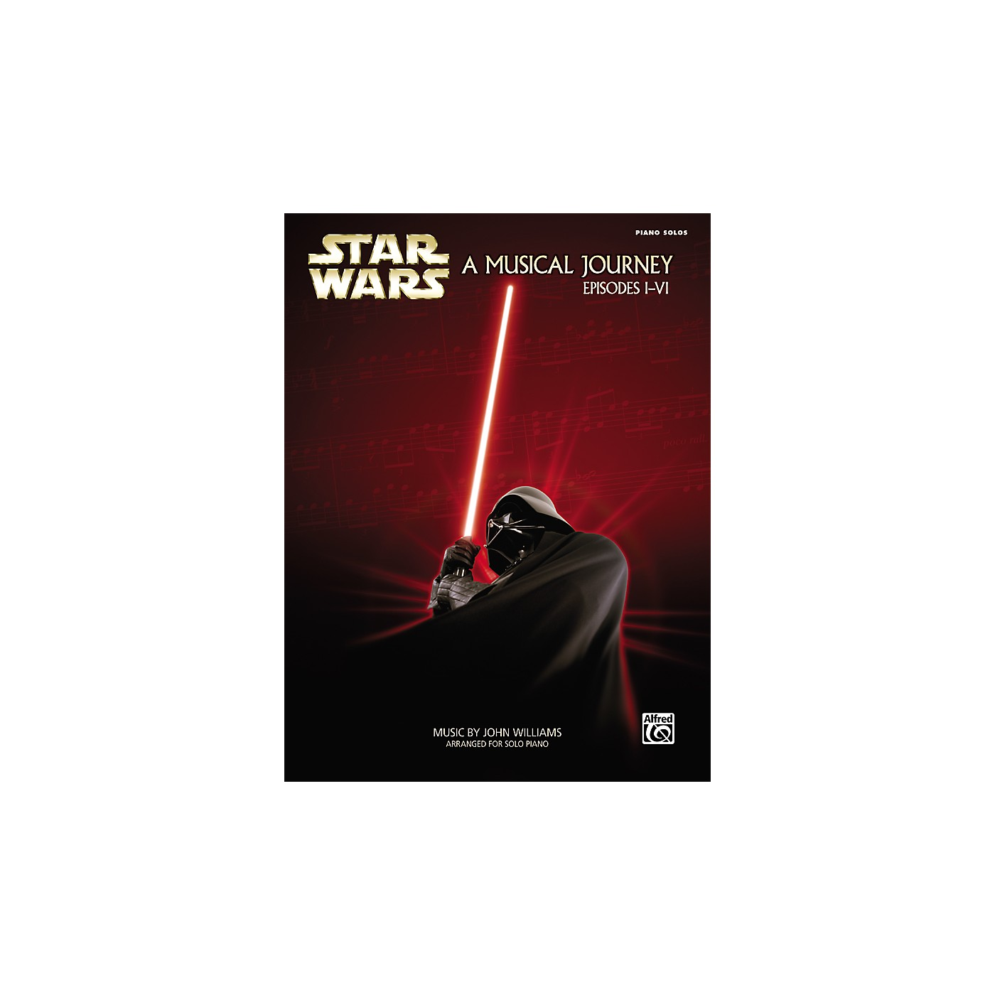 Alfred Star Wars A Musical Journey (Music from Episodes I - VI) Piano Solos thumbnail