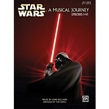 Alfred Star Wars A Musical Journey Music from Episodes I-VI Five Finger Piano Book
