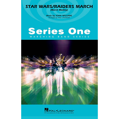 MCA Star Wars/Raiders March Marching Band Level 2 by John Williams Arranged by Paul Lavender thumbnail
