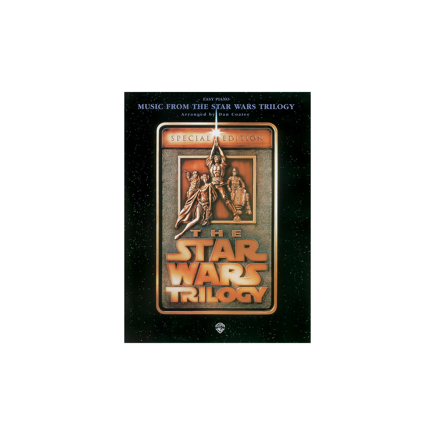 Alfred Star Wars Trilogy for Easy Piano Book thumbnail