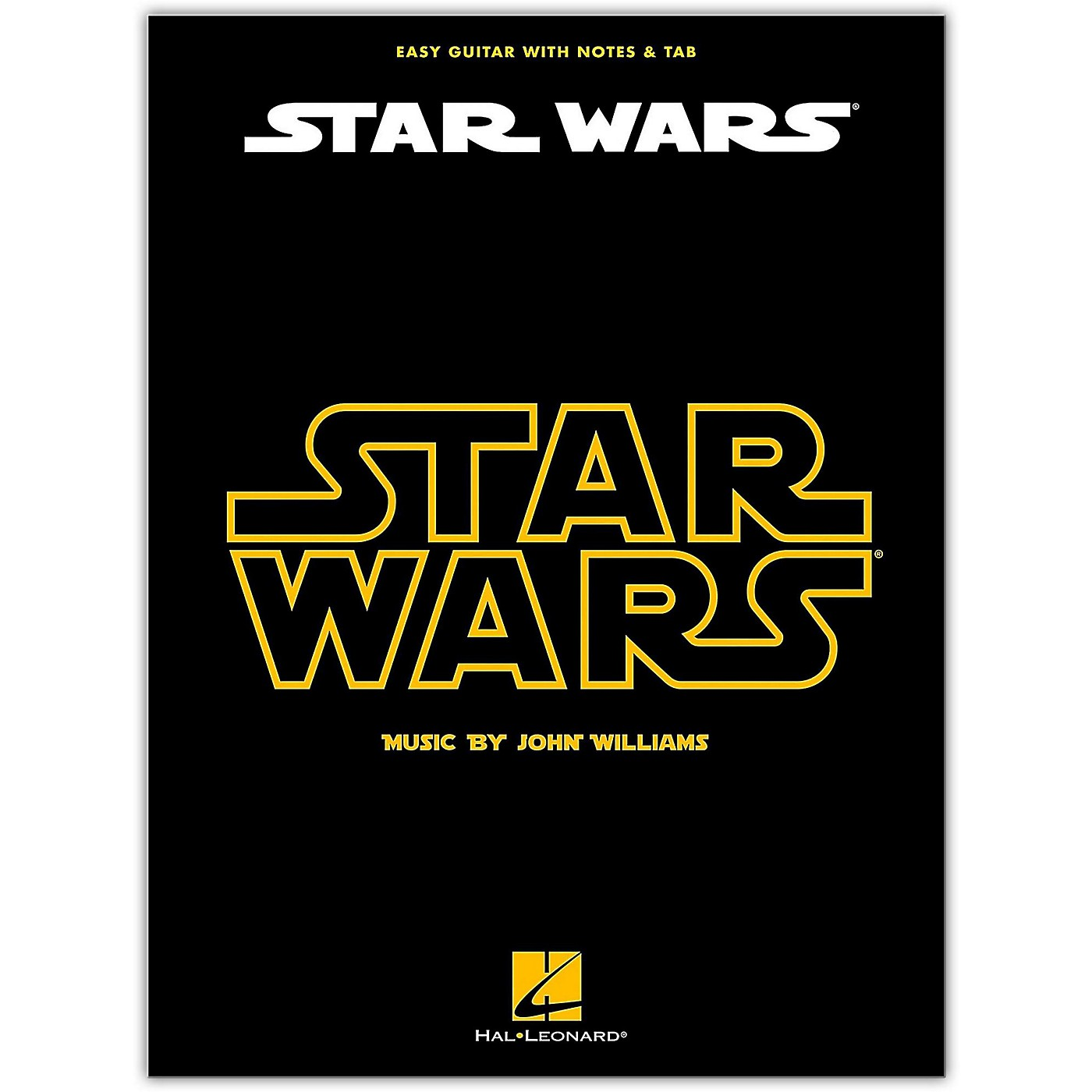 Hal Leonard Star Wars for Easy Guitar with Tab thumbnail
