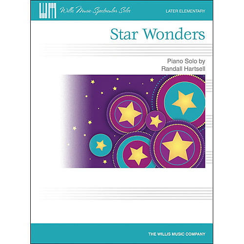 Willis Music Star Wonders - Later Elementary Piano Solo by Randall Hartsell thumbnail