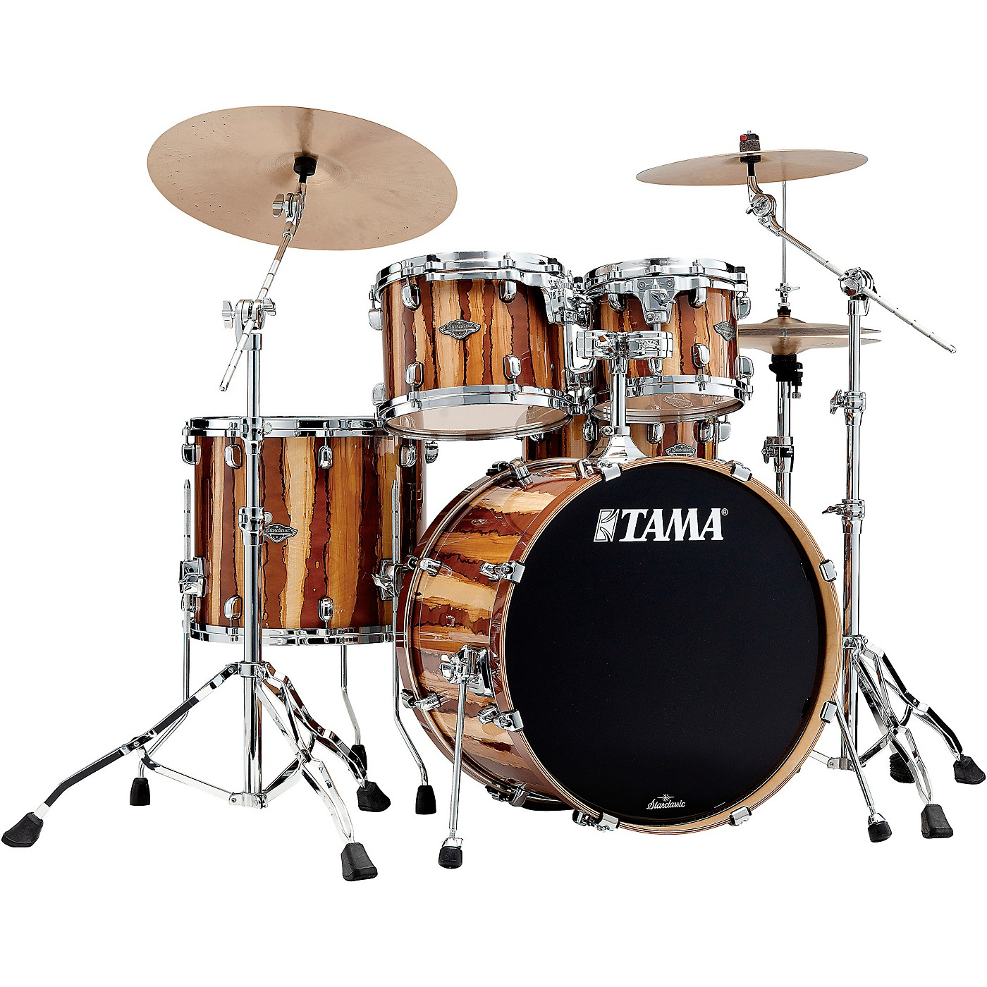 TAMA Starclassic Performer 4-Piece Shell Pack With 22 in. Bass Drum thumbnail