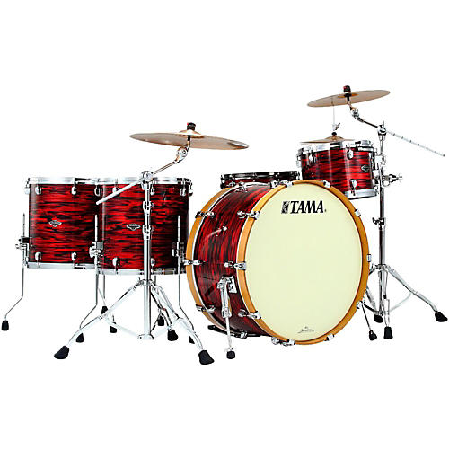 Tama Starclassic Performer B/B Yesteryear Classic Edition 4-Piece Classic Rock Shell Pack thumbnail