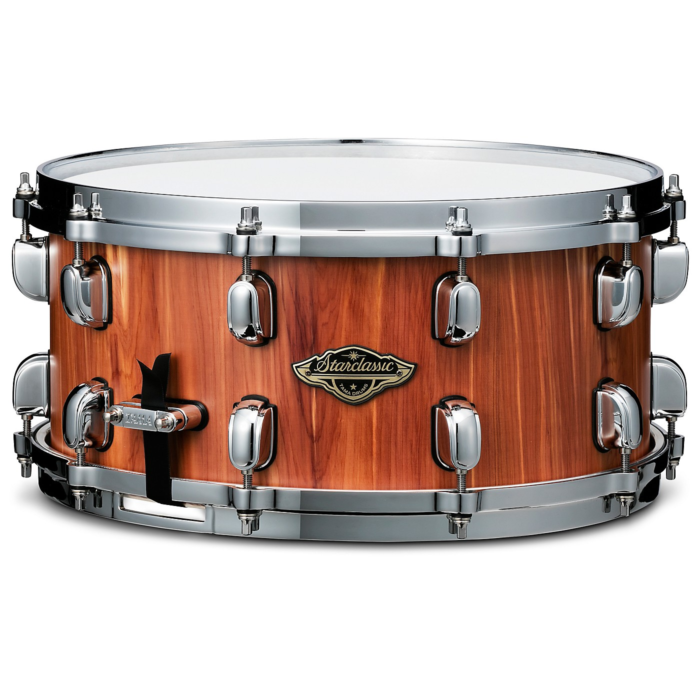 TAMA Starclassic Walnut/Birch Snare Drum with Cedar Outer Ply thumbnail