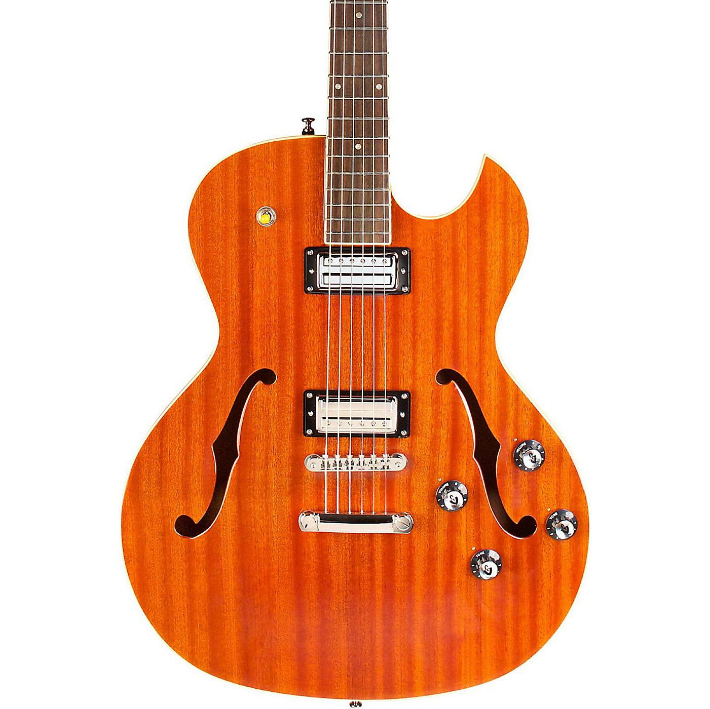 Guild Starfire II ST NM Semi Hollow Electric Guitar thumbnail