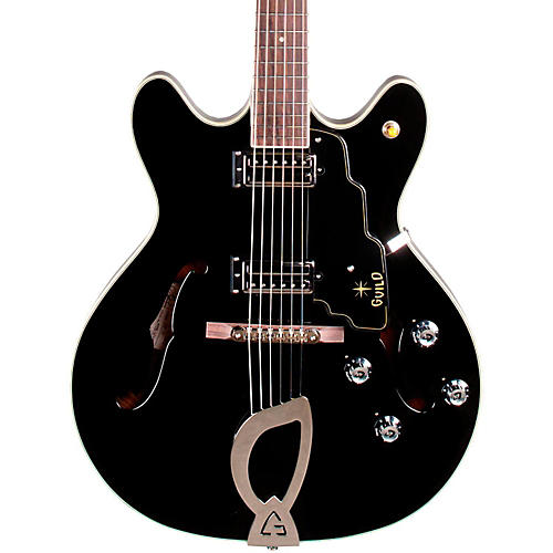 Guild Starfire IV Hollowbody Archtop Electric Guitar thumbnail