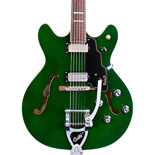 Guild Starfire V Maple Semi Hollow Electric Guitar thumbnail