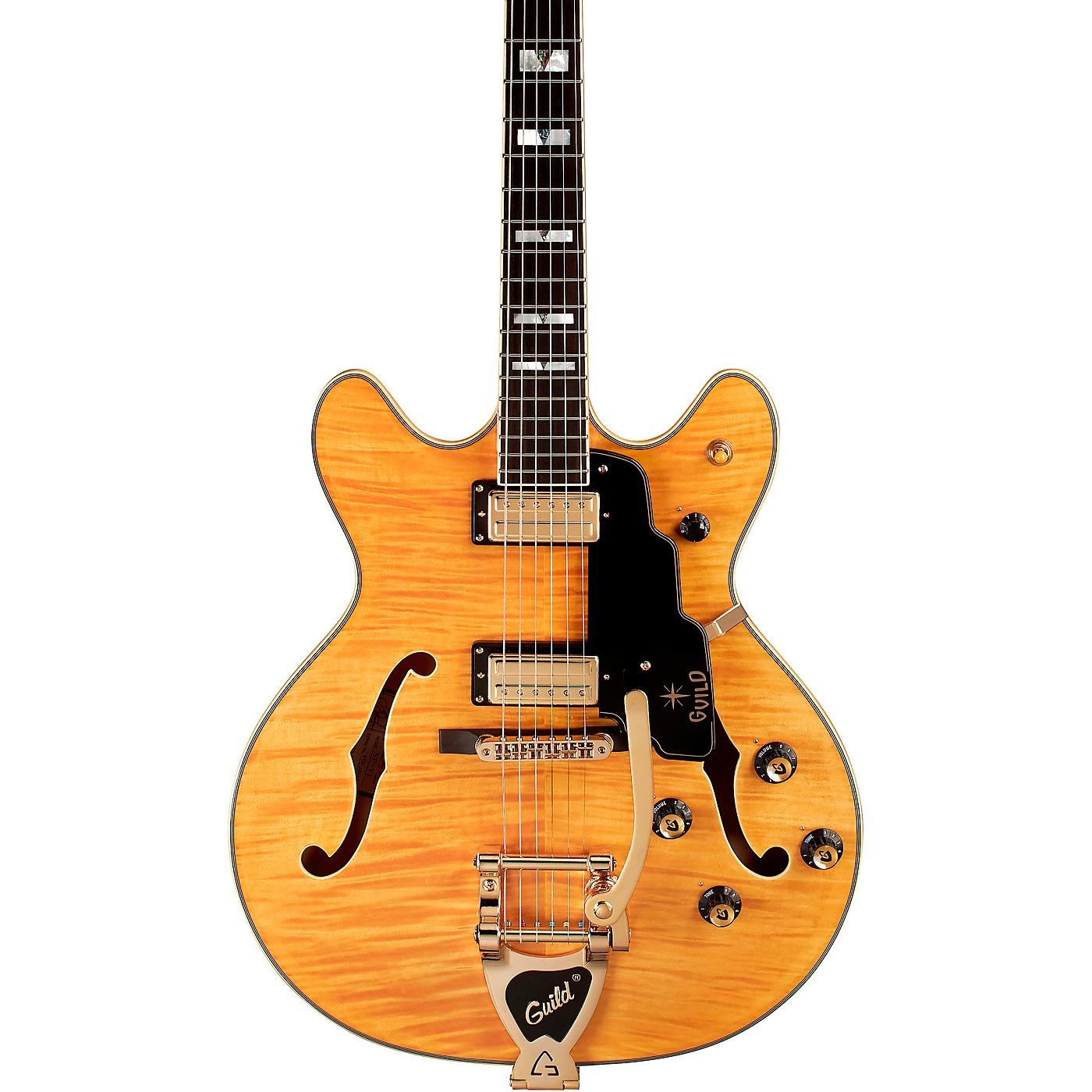 Guild Starfire VI Semi-Hollowbody Electric Guitar thumbnail