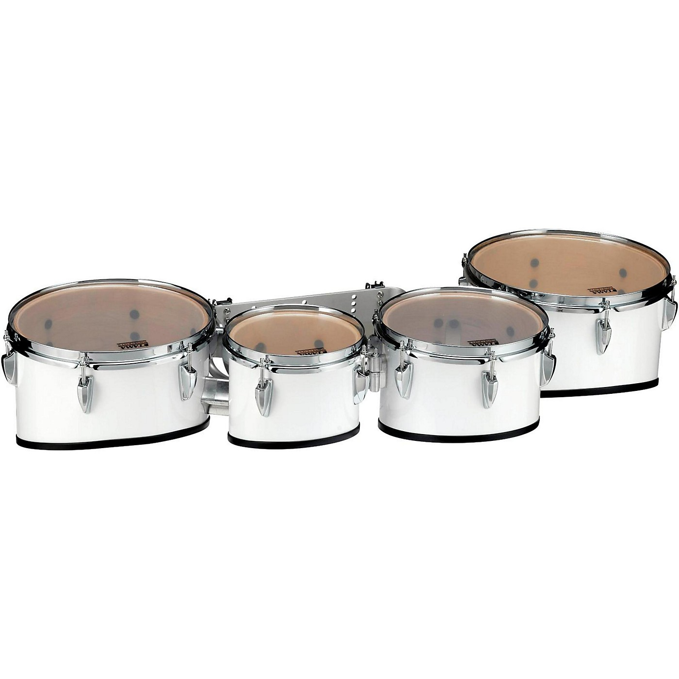 Tama Marching Starlight Marching Tenor Drums Quad with Carrier thumbnail