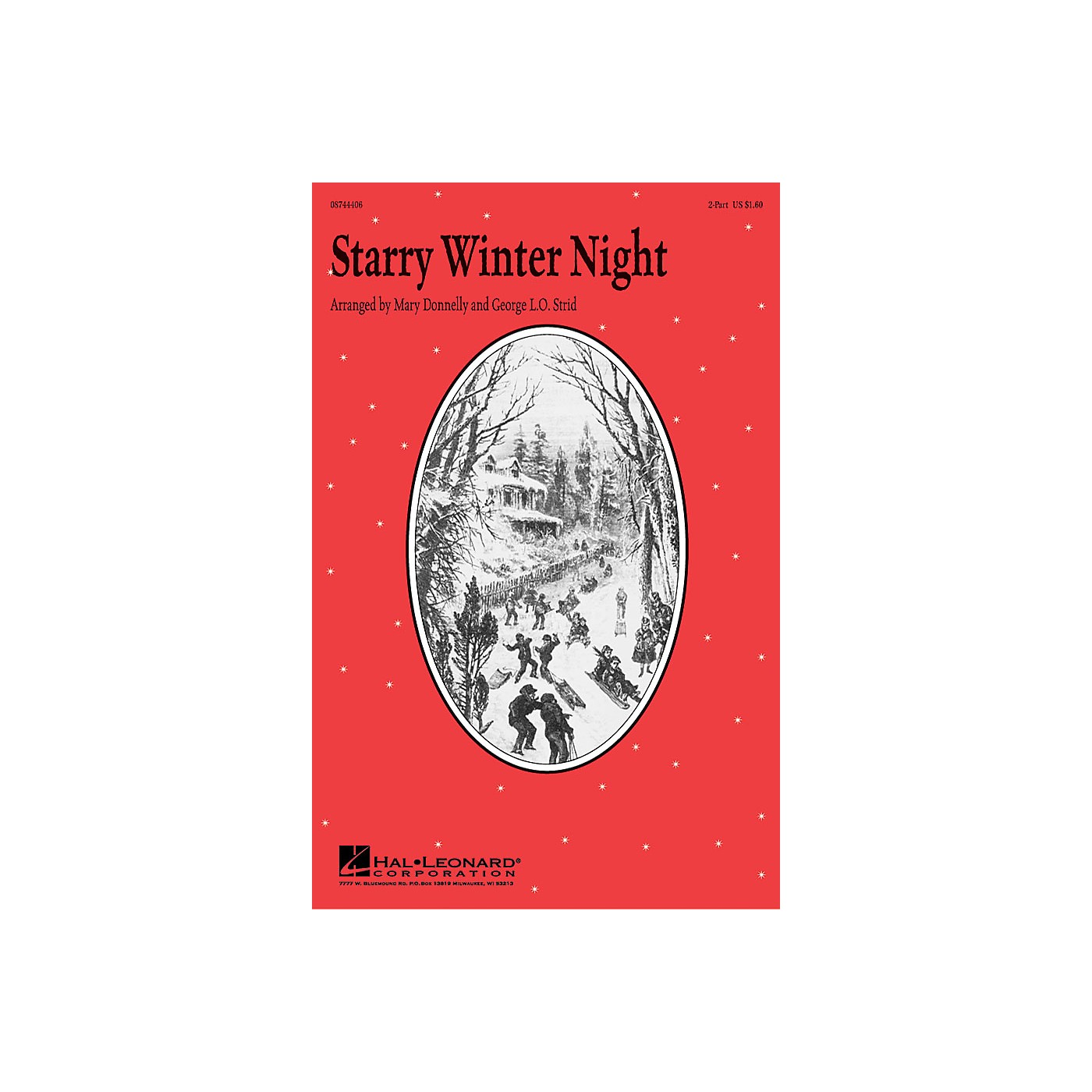 Hal Leonard Starry Winter Night 2-Part thumbnail