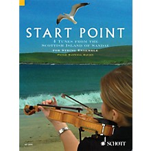 Schott Music Start Point String Series Composed by Peter Maxwell Davies