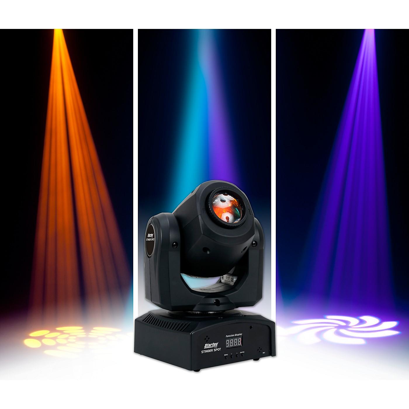 American DJ Startec Stinger Spot 10W LED Mini Moving Head thumbnail