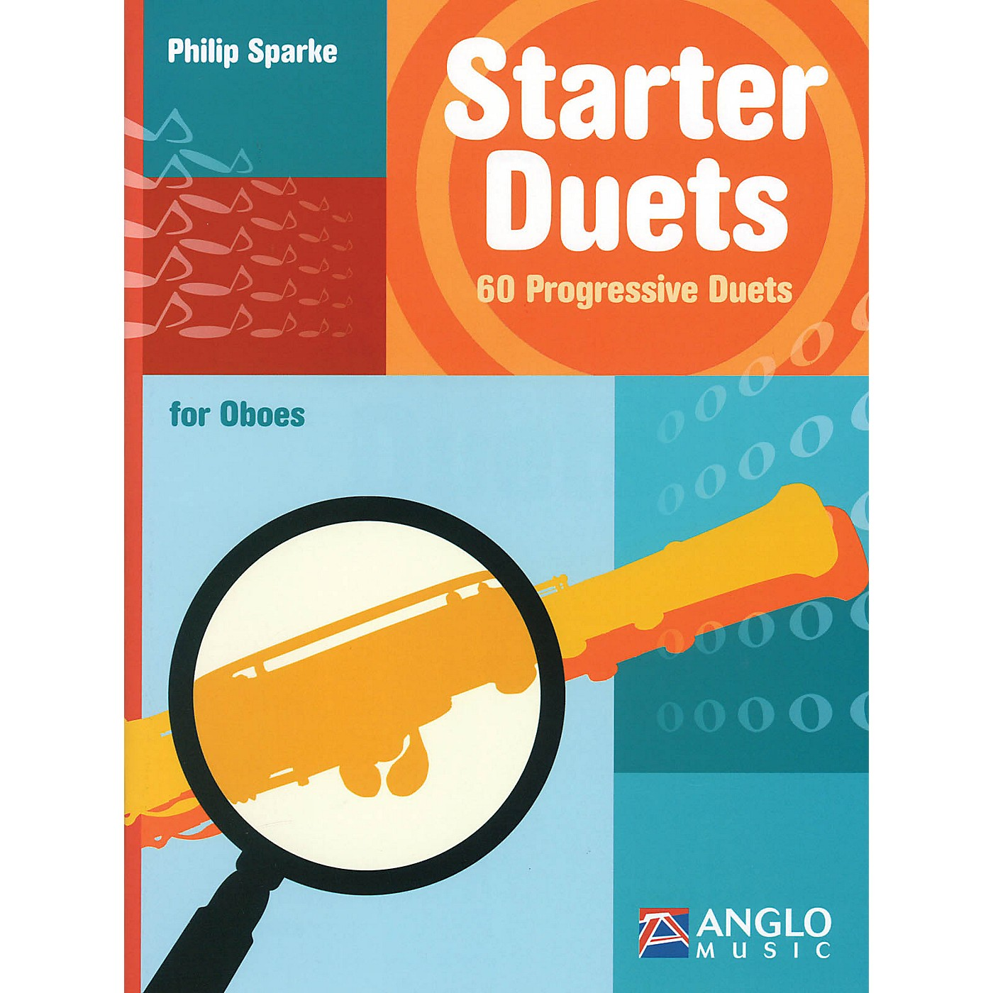 Anglo Music Starter Duets (60 Progressive Duets - Oboe) Anglo Music Press Play-Along Series by Philip Sparke thumbnail