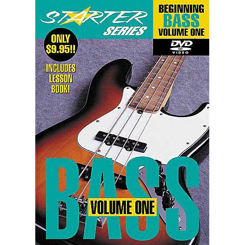 Hal Leonard Starter Series Bass 1 DVD-thumbnail