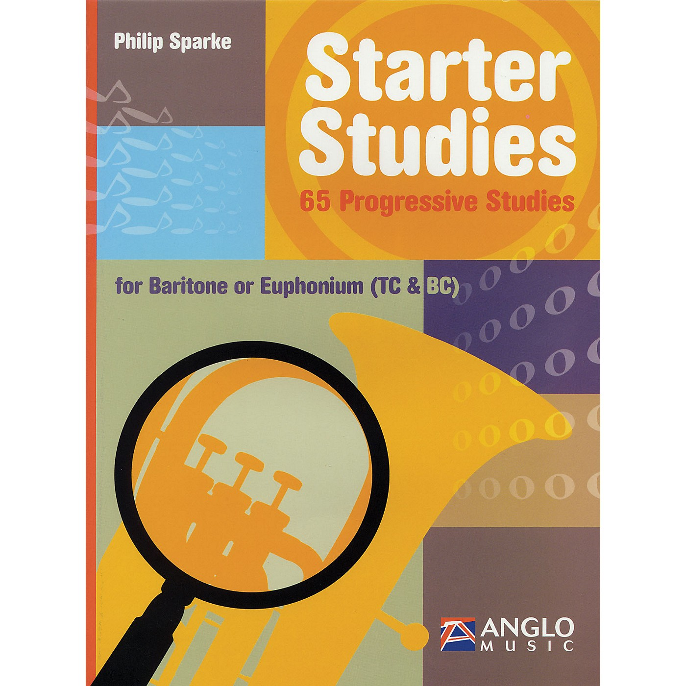 Anglo Music Starter Studies (Baritone/Euphonium) De Haske Solo Work Series Written by Philip Sparke thumbnail