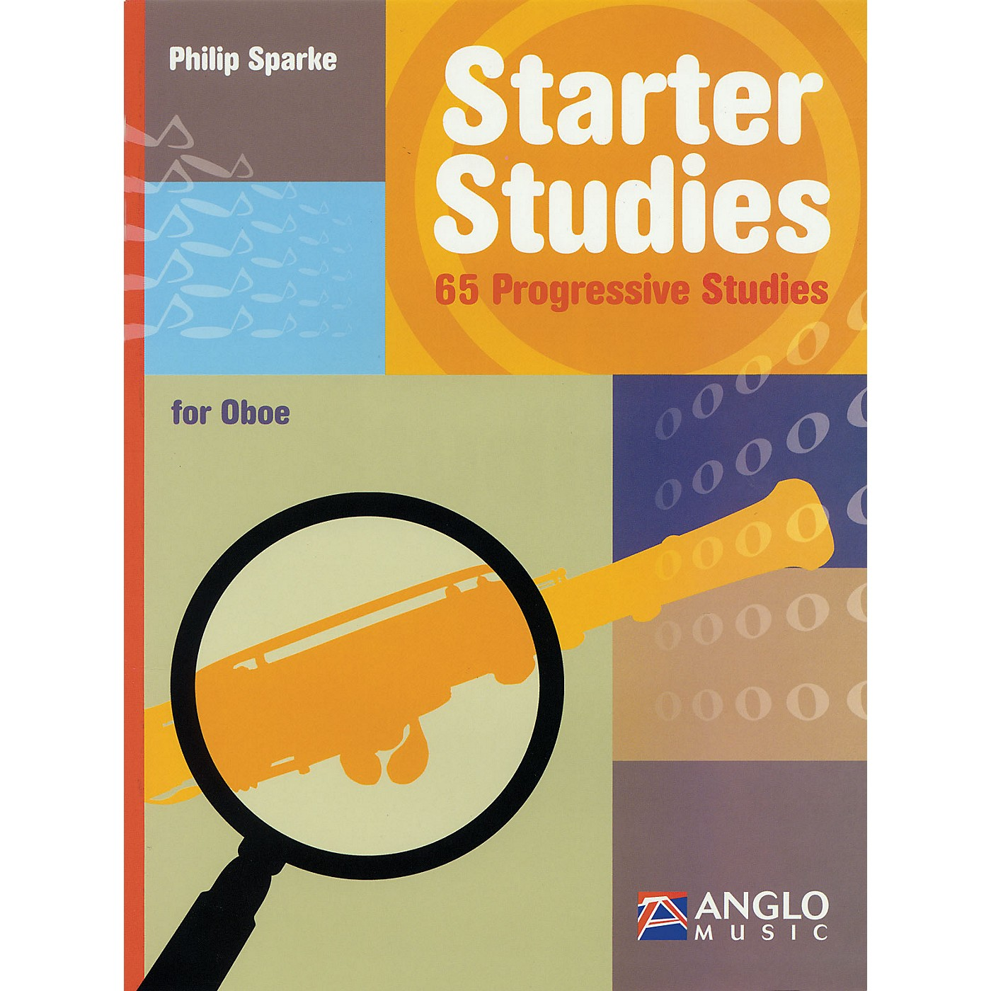 Anglo Music Starter Studies (Oboe) De Haske Play-Along Book Series Written by Philip Sparke thumbnail