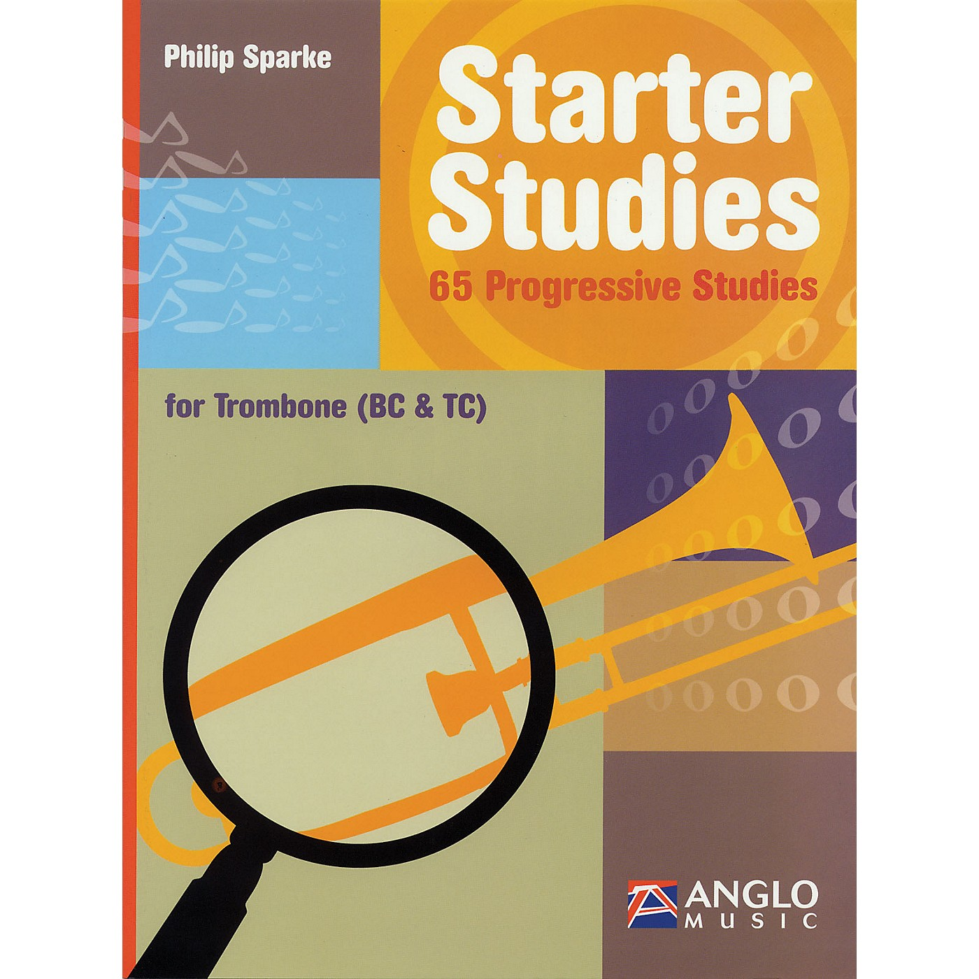 Anglo Music Starter Studies (Trombone) De Haske Play-Along Book Series Written by Philip Sparke thumbnail