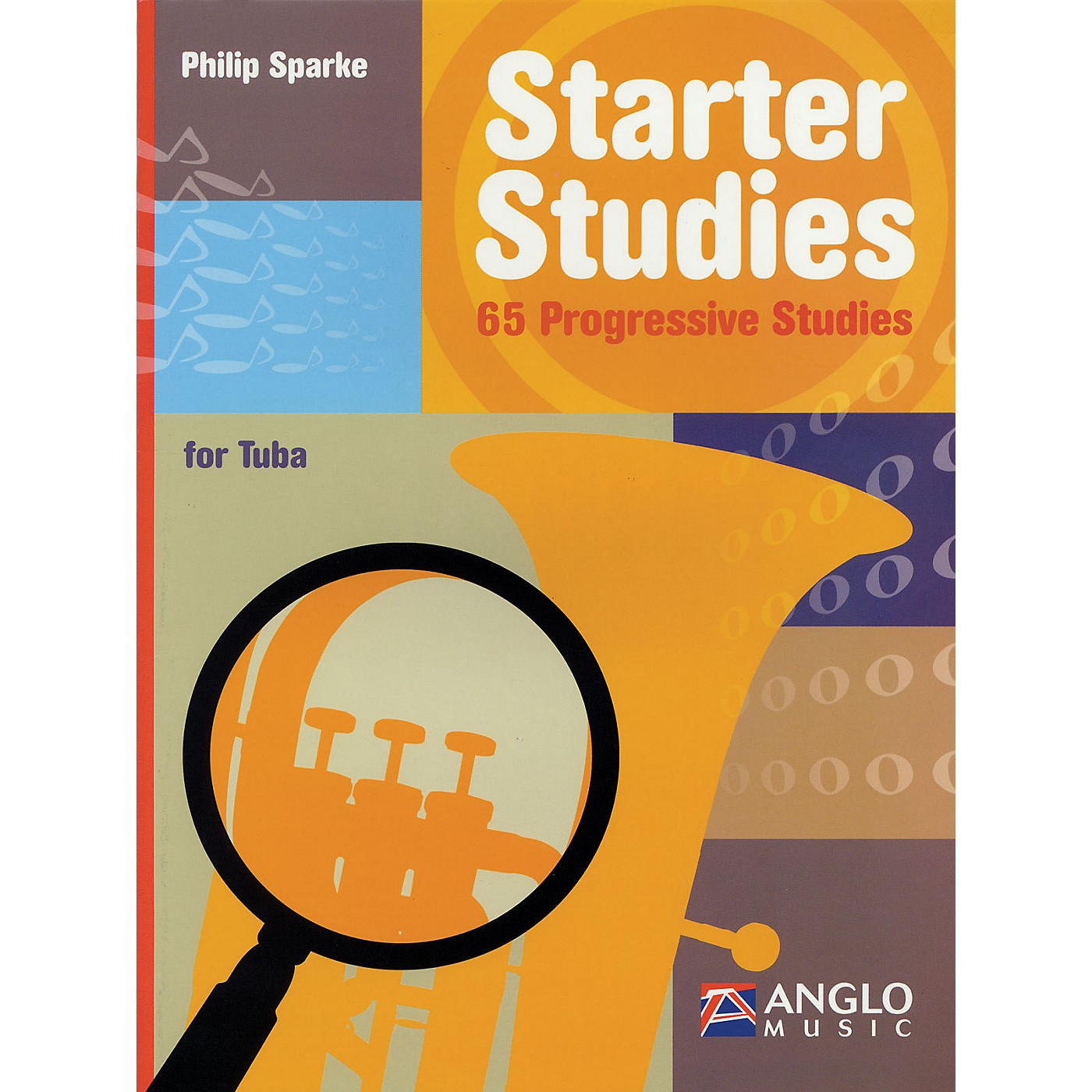 Anglo Music Starter Studies (Tuba in C (B.C.)) De Haske Play-Along Book Series Written by Philip Sparke thumbnail