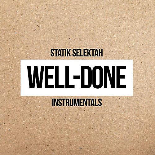 Alliance Statik Selektah - Well Done Instrumentals thumbnail