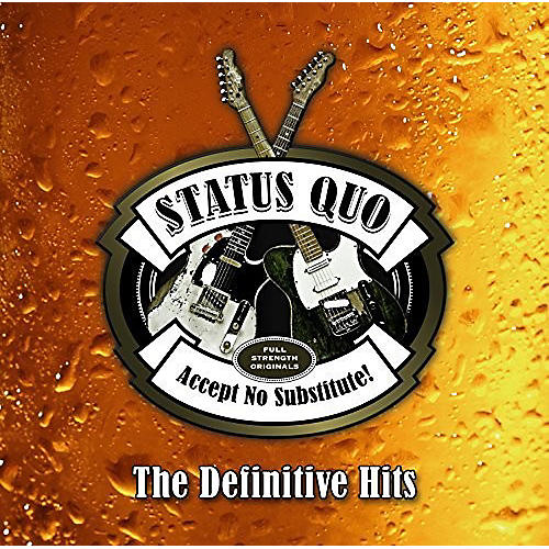 Alliance Status Quo - Accept No Substitute: Definitive Hits thumbnail