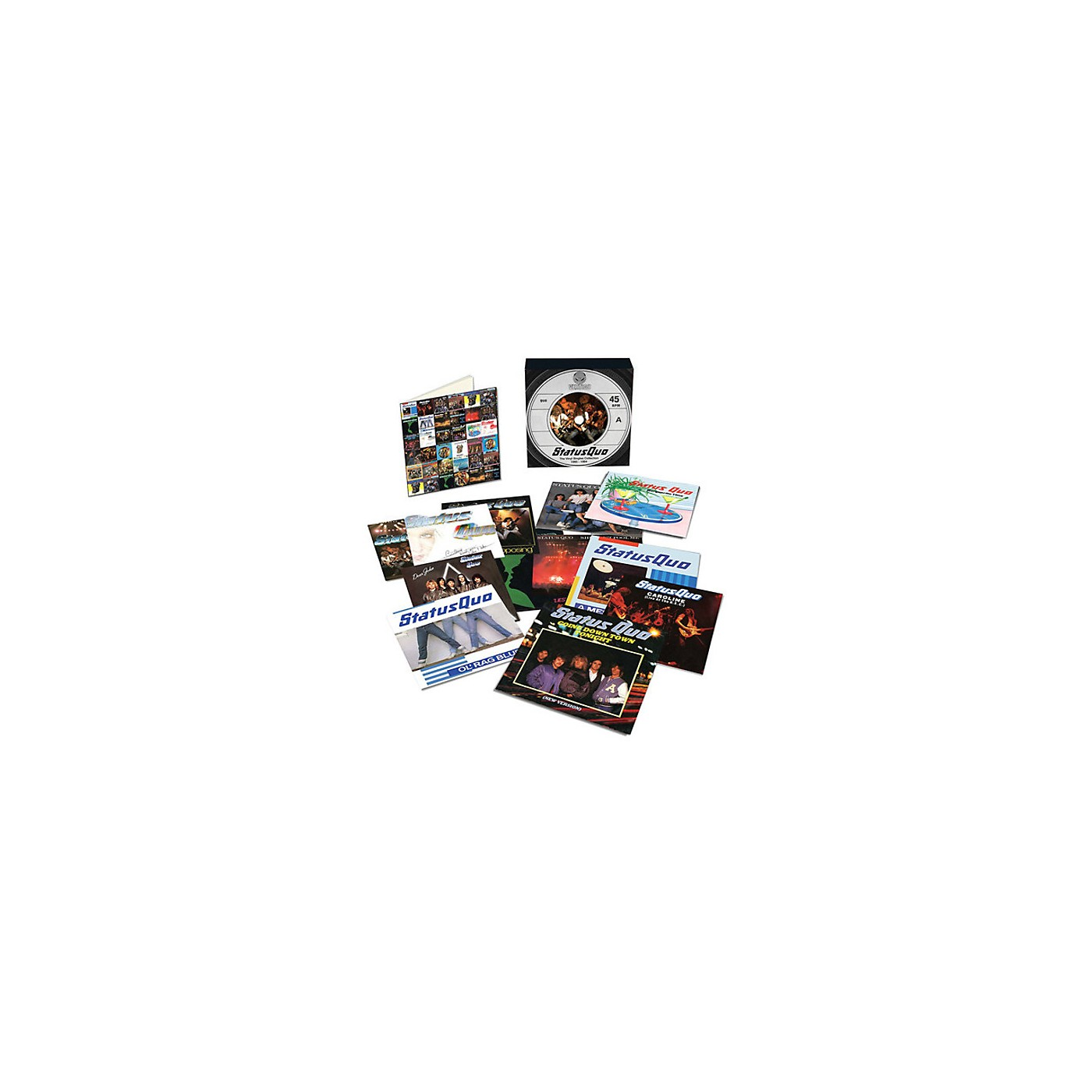 Alliance Status Quo - The Vinyl Singles Collection 1980 - 1984 thumbnail