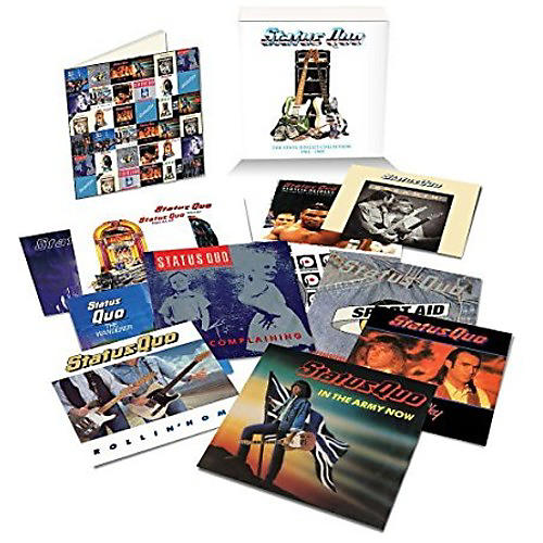 Alliance Status Quo - The Vinyl Singles Collection 1984-1989 thumbnail