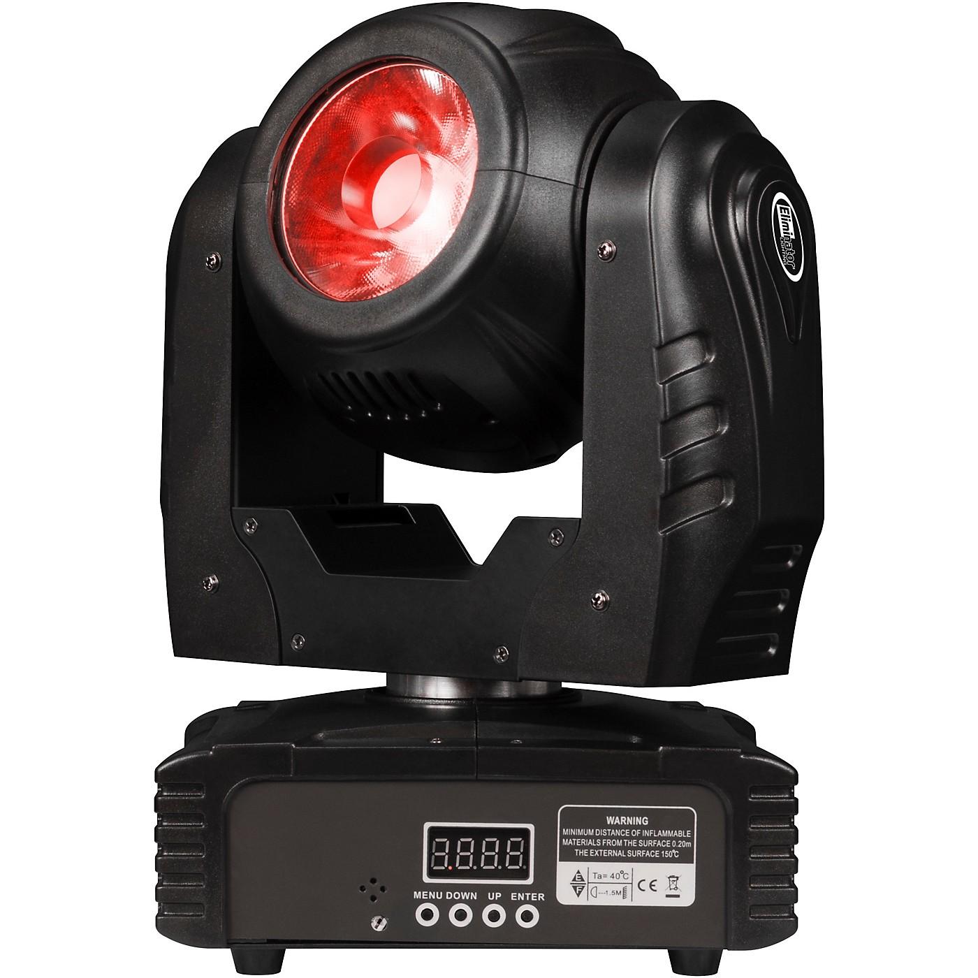 Eliminator Lighting Stealth Beam Moving Head RGBW LED Lighting Fixture thumbnail
