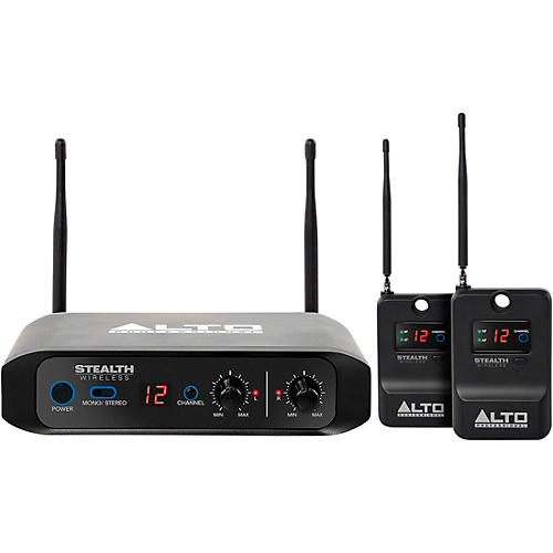Alto Stealth Wireless - Stereo Wireless System for Active Loudspeakers thumbnail
