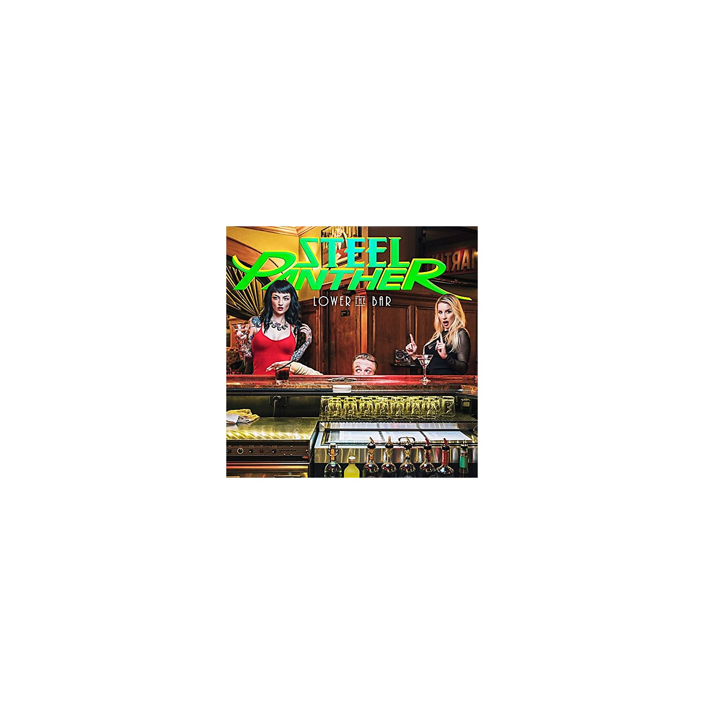 Alliance Steel Panther - Lower The Bar thumbnail