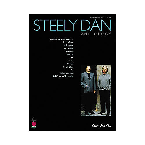 Steely Dan Anthology Piano Vocal Guitar Songbook Wwbw