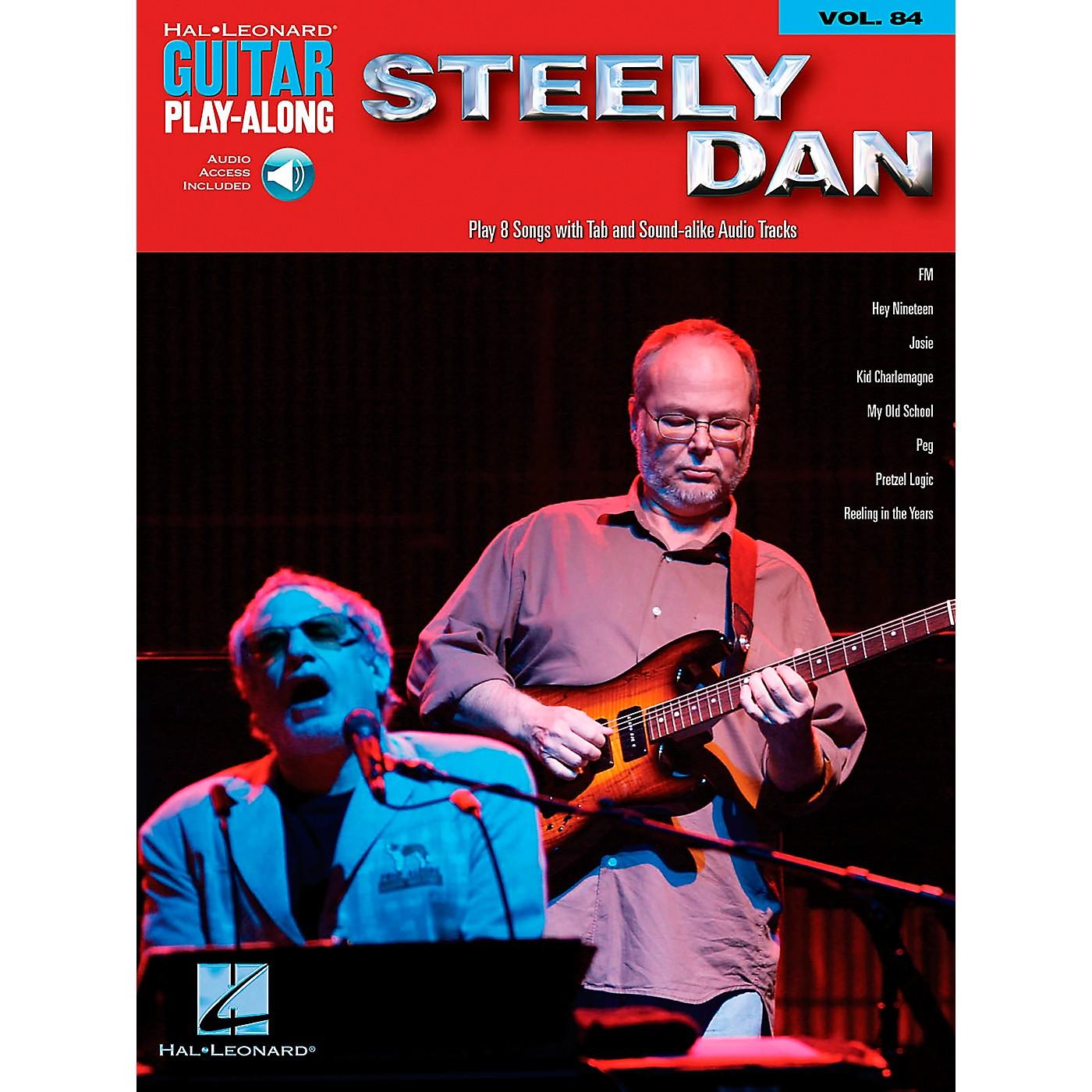 Hal Leonard Steely Dan - Guitar Play-Along Volume 84 (Book/CD) thumbnail