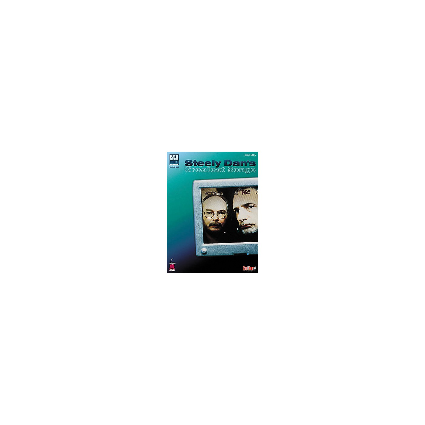 Cherry Lane Steely Dan's Greatest Songs Book thumbnail