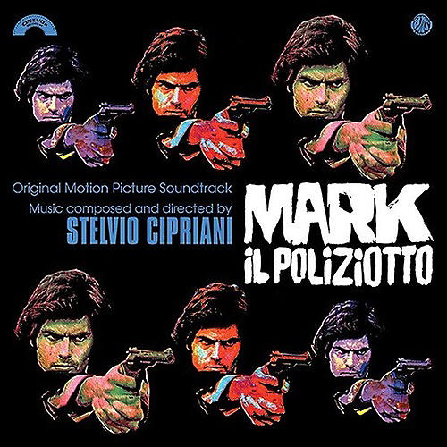 Alliance Stelvio Cipriani - Mark Il Poliziotto (original Soundtrack) thumbnail