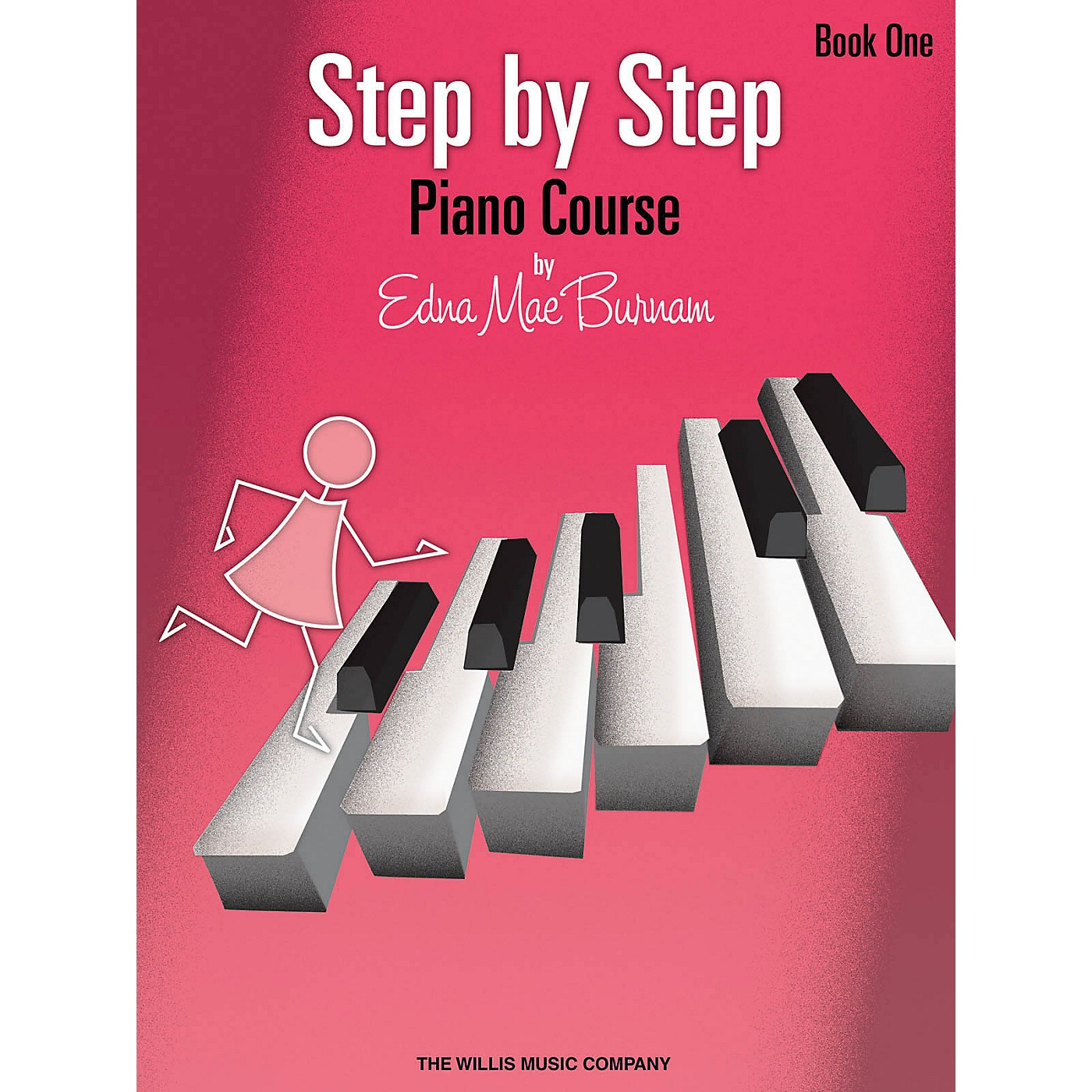 Hal Leonard Step By Step Bk 1 Piano Course thumbnail