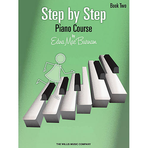 Hal Leonard Step By Step Piano Course Book 2 thumbnail