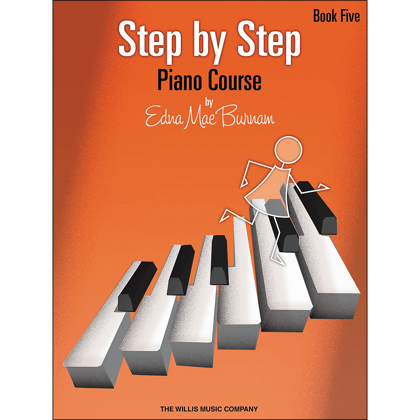 Willis Music Step By Step Piano Course Book 5 thumbnail