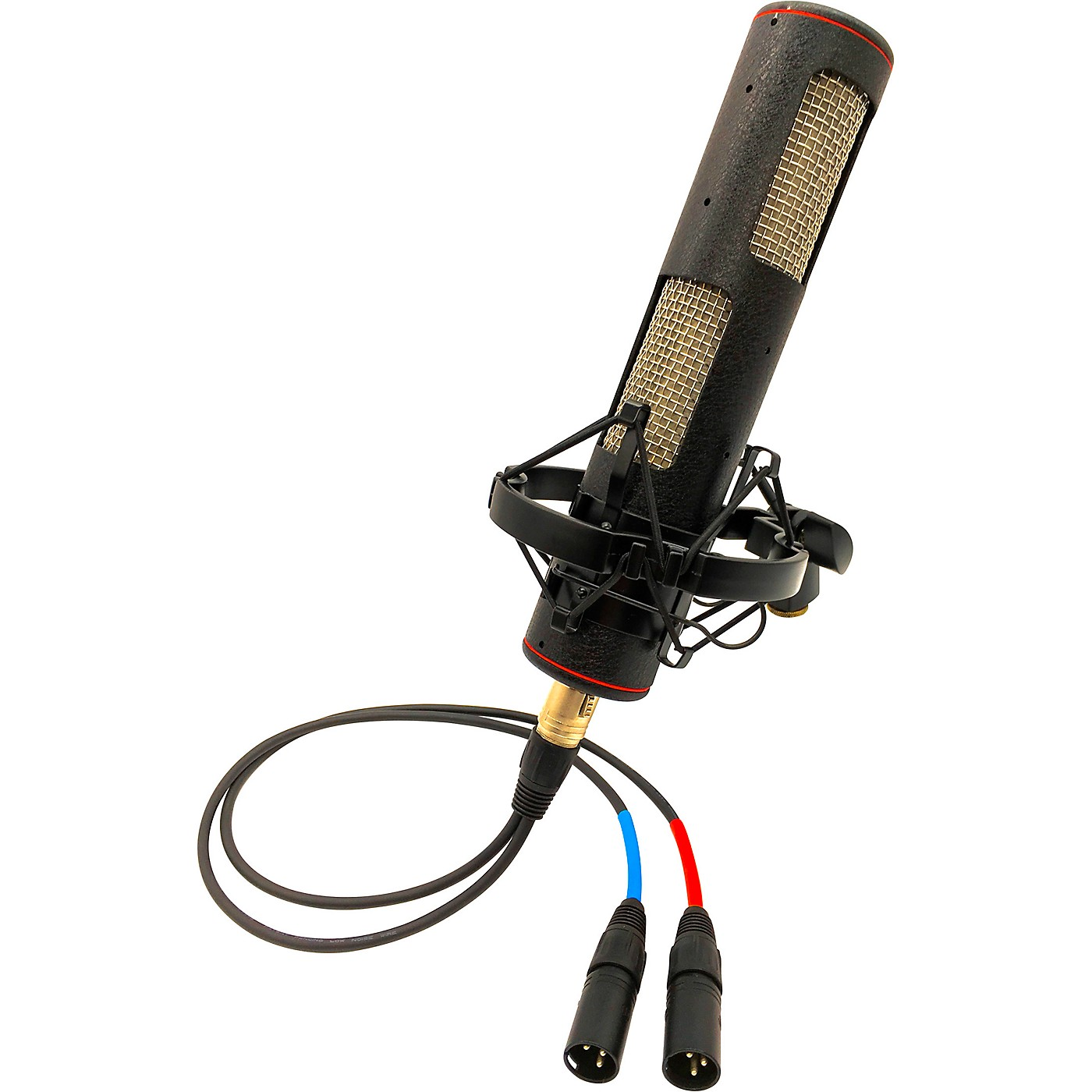 Stager Microphones Stereo SR-2N Ribbon Microphone (Matched Pair) thumbnail