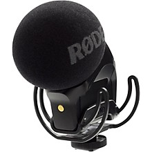 Rode Microphones Stereo VideoMic Pro Rycote