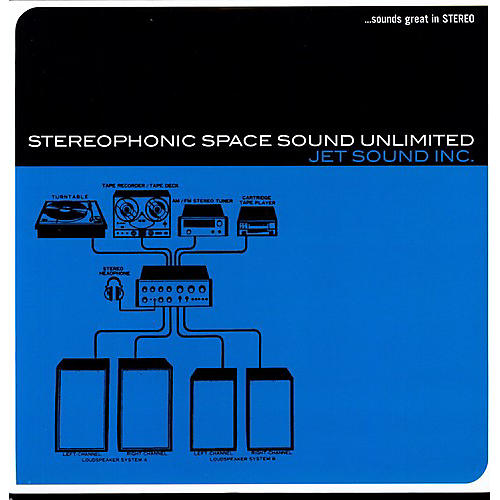 Alliance Stereophonic Space Sound Unlimited - Jet Sound Inc thumbnail