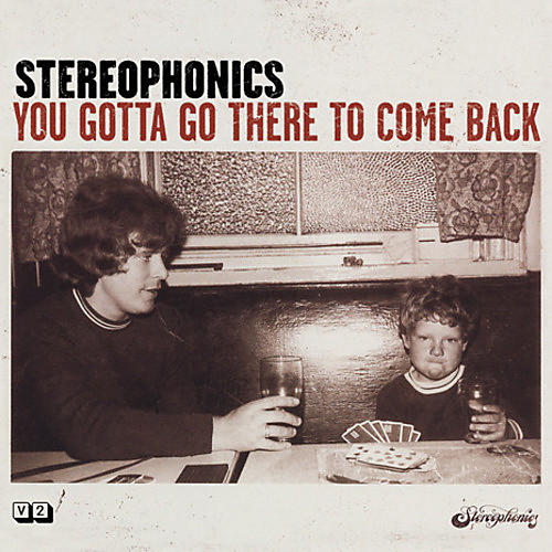 Alliance Stereophonics - You Gotta Go There To Come Back thumbnail