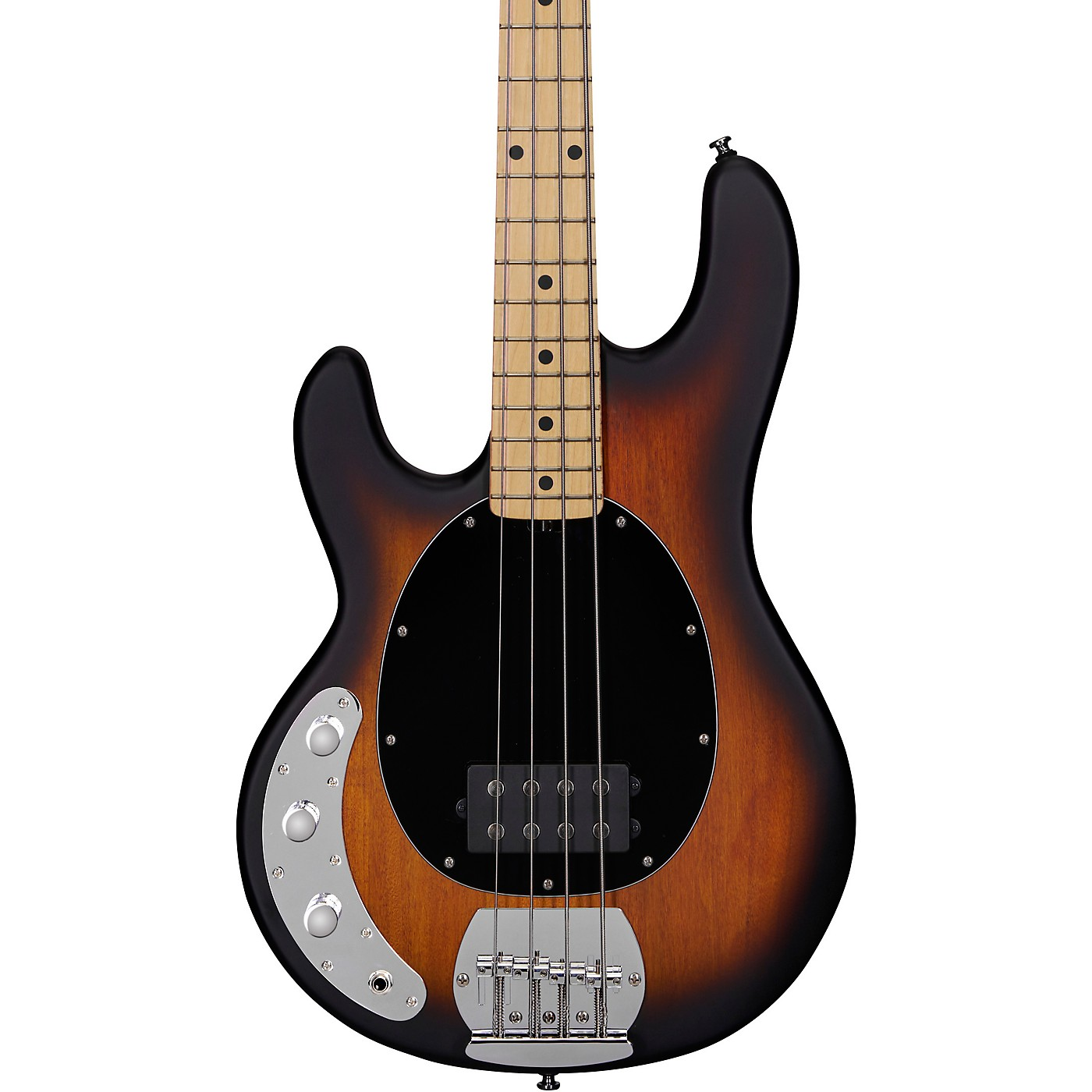 Sterling by Music Man Sterling by Music Man S.U.B. StingRay Ray4LH Left-Handed Electric Bass thumbnail