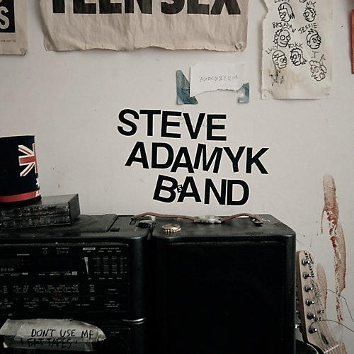 Alliance Steve Adamyk Band - Graceland thumbnail
