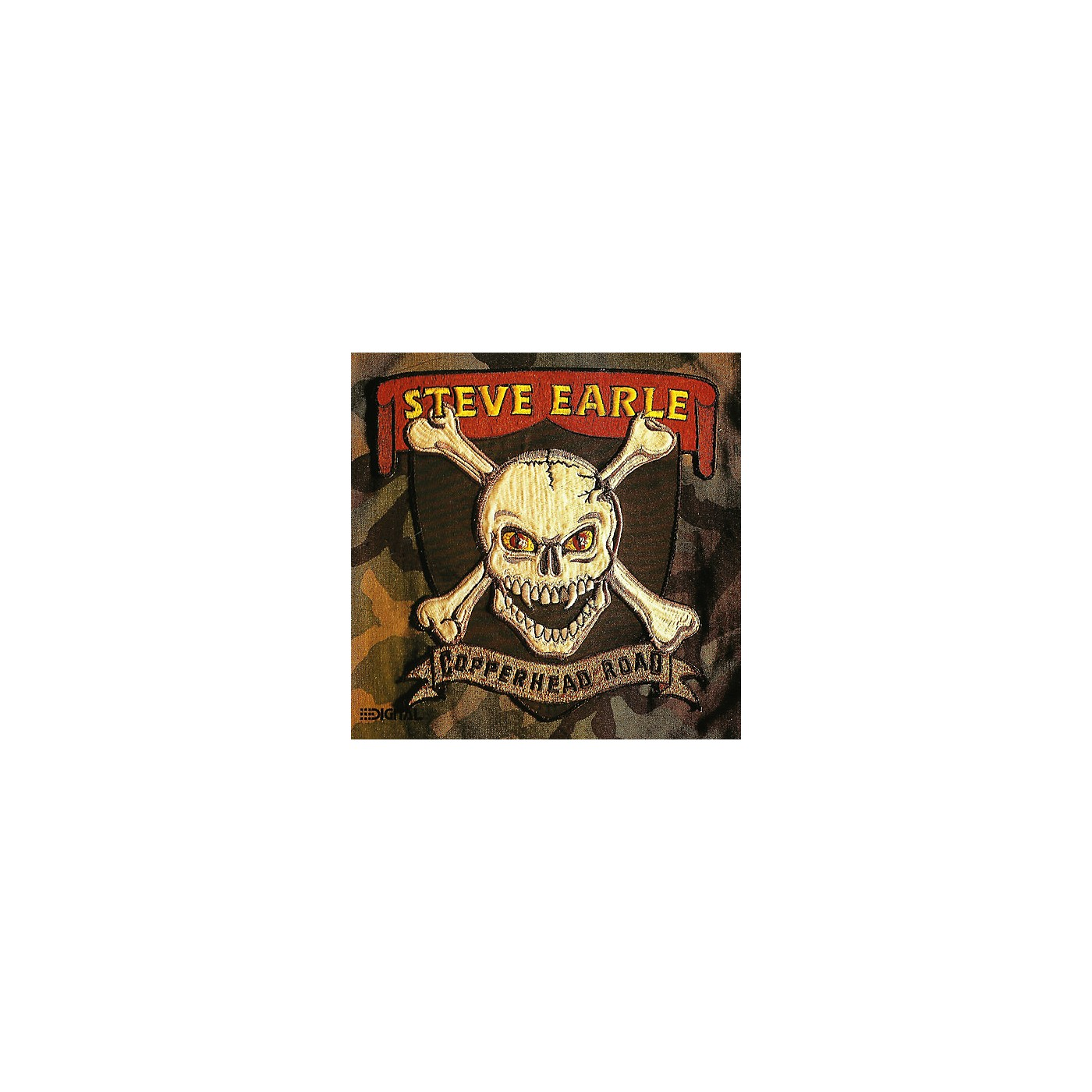 Alliance Steve Earle - Copperhead Road thumbnail