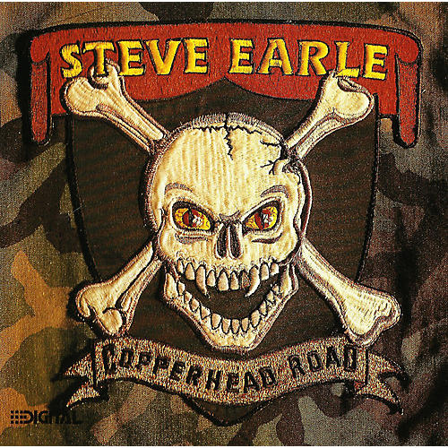 Alliance Steve Earle - Copperhead Road thumbnail