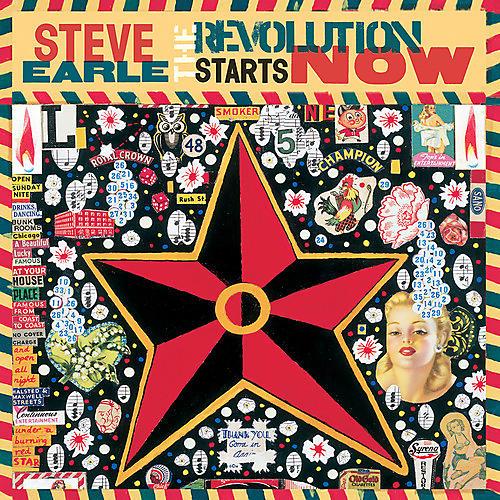 Alliance Steve Earle - Revolution Starts Now thumbnail