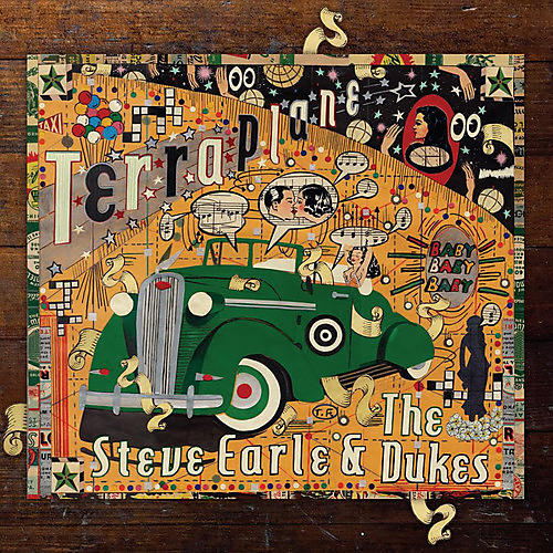 Alliance Steve Earle - Terraplane thumbnail
