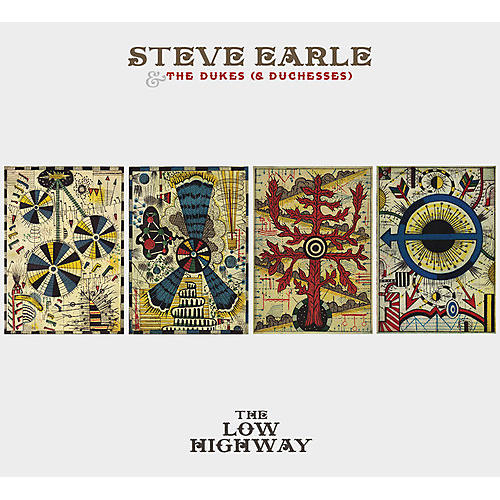 Alliance Steve Earle - The Low Highway thumbnail