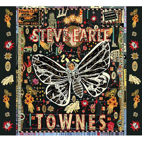 Alliance Steve Earle - Townes thumbnail