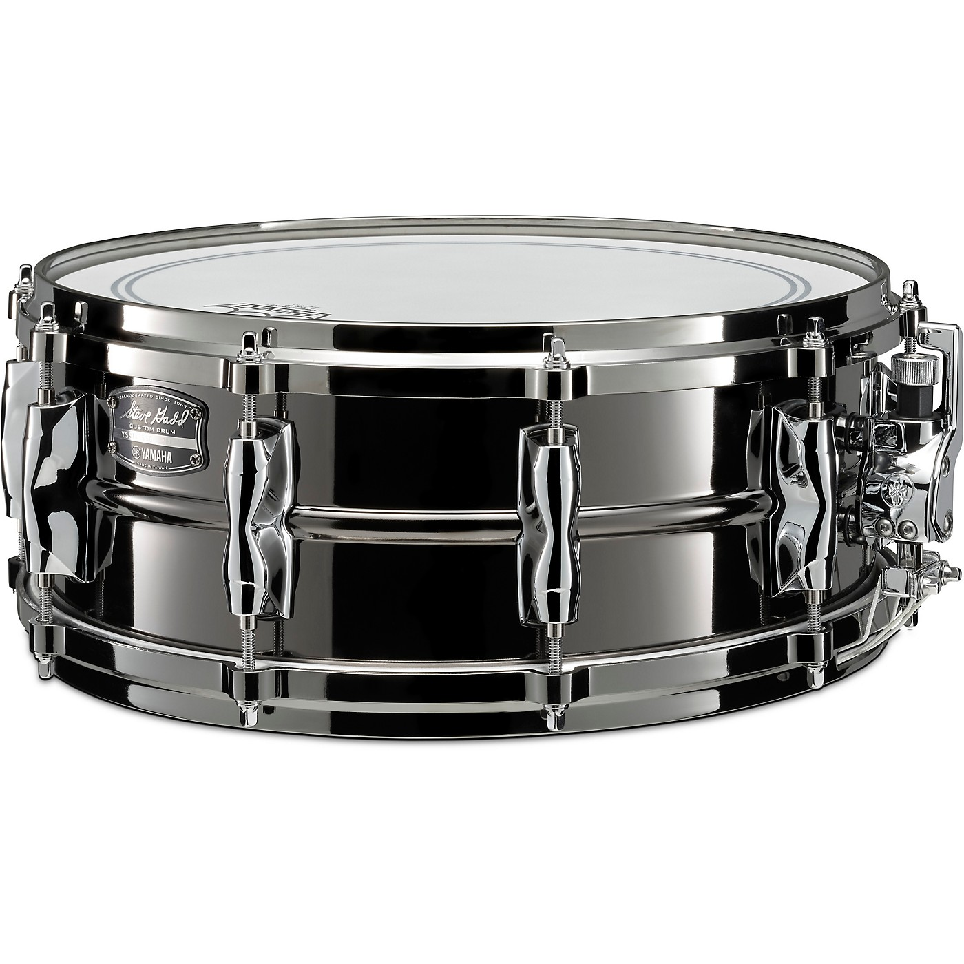 Yamaha Steve Gadd Limited Edition Steel Snare Drum thumbnail